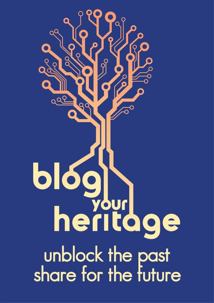 Blog your heritage